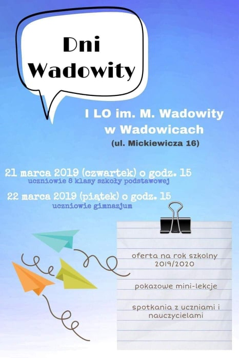dniwadowity 2019